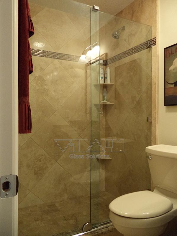 European Shower Doors Frameless