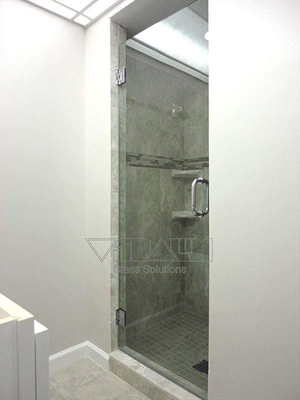 Frameless Shower Enclosures Orlando Bathroom Shower Doors